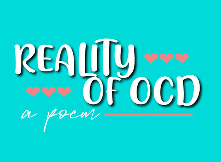 The Reality of OCD