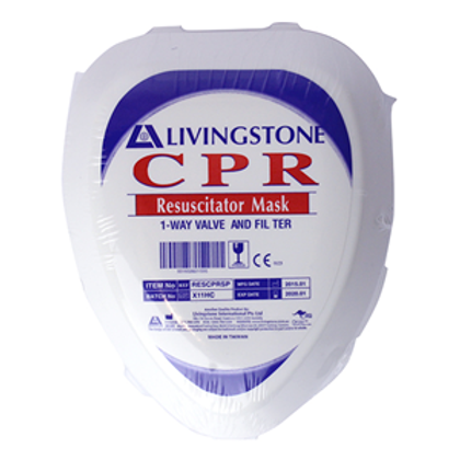 CPR Resuscitator mask