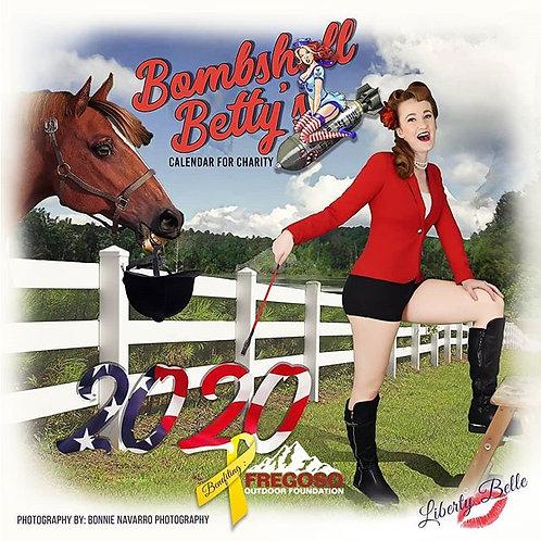 2020 Bombshell Betty's Calendar