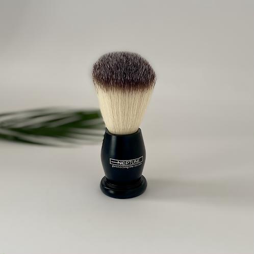 Neptune weighted shaving brush