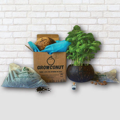 Growconut - Grow Kit