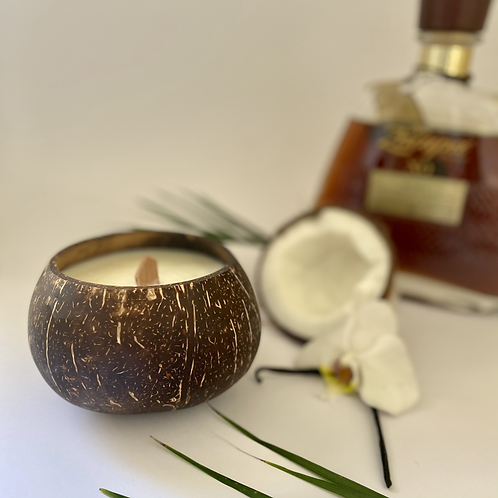 Spiced Rum Cococandle