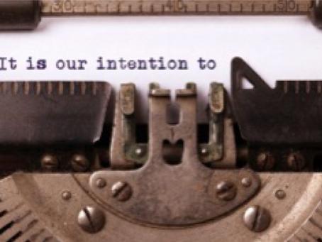 La lettre d'intention : quid et conseils !