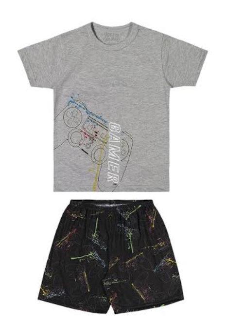 Conjunto pijama masculino infantil