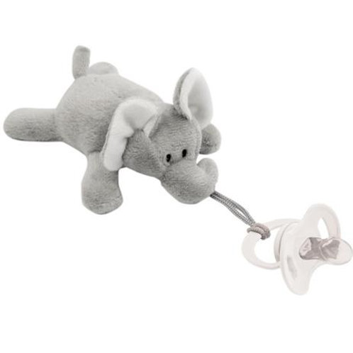 Meu Elefantinho com Prendedor de Chupeta
