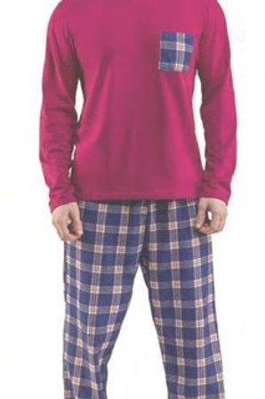 Pijama Adulto Família Urso