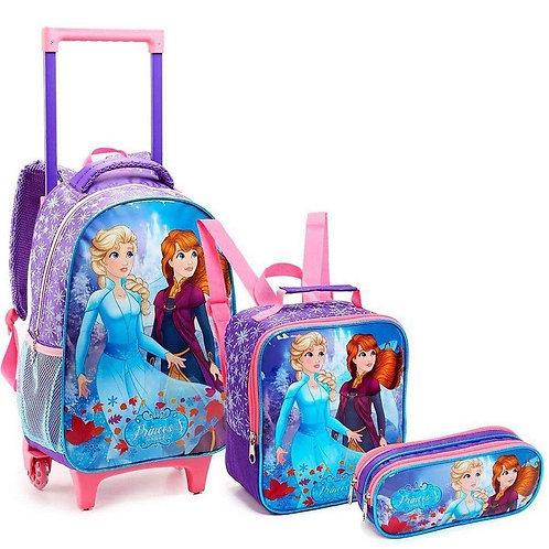 Kit Infantil Feminino Seanite Frozen