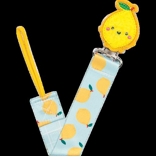 Prendedor de Chupeta- Frutti - Limão
