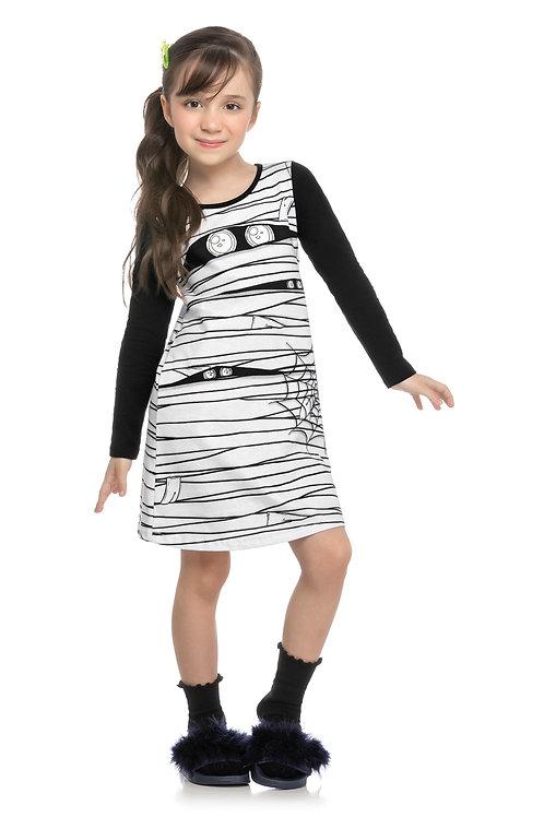 Camisola Pijama Feminina Infantil
