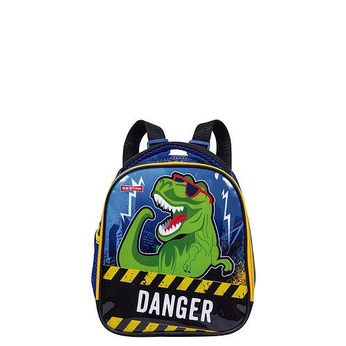 Lancheira Danger Dino