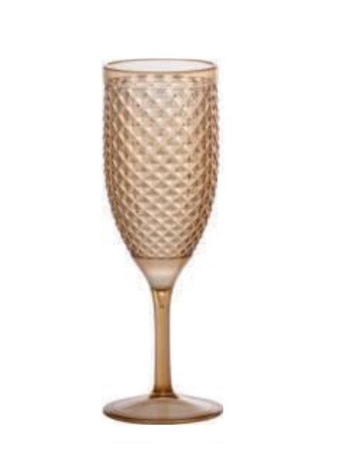 Taça P/ Champagner Luxxor - Amber
