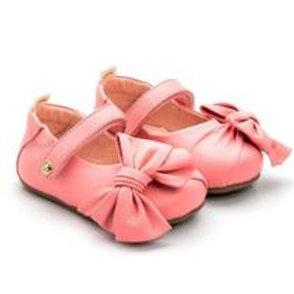 Sapatilha Glitter Pink Light