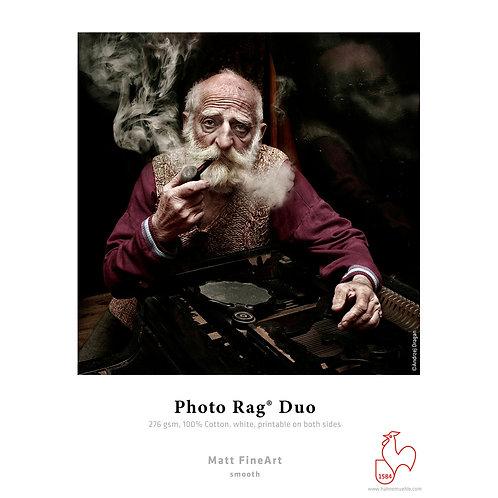 Photo Rag ® Duo