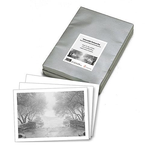 Hahnemühle Platinum Rag 300 g/m² - 100% algodão - sem buffer alcalino