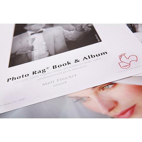 Photo Rag ® Book & Album