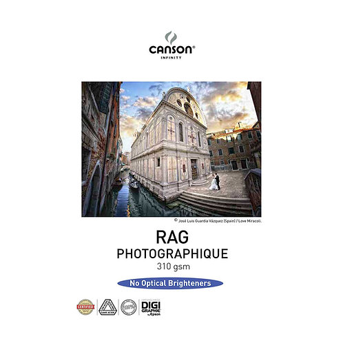 Canson® Infinity Rag Photographique