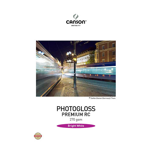 Canson® Infinity PhotoGloss Premium RC