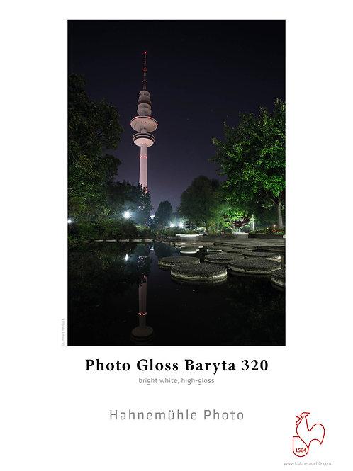 Hahnemühle Gloss Baryta 320