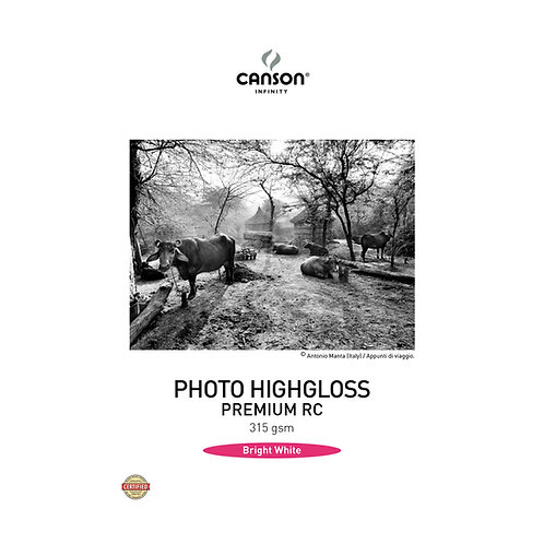 Canson® Infinity Photo Highgloss Premium RC