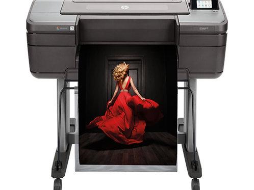 "Impressora HP DesignJet Z9⁺ com dois rolos 1118 mm (44"") PostScript®"