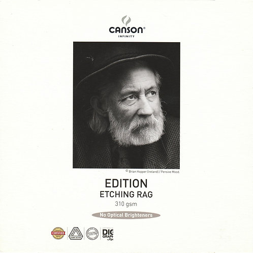 Canson® Infinity Edition Etching Rag