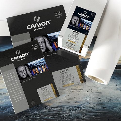 CANSON® INFINITY BARYTA PRESTIGE 340G/M²