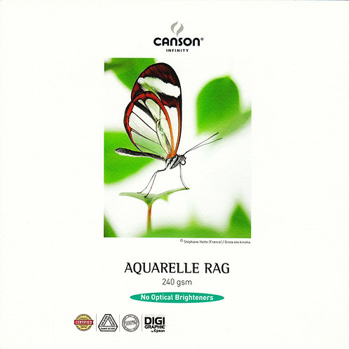 Canson® Infinity Aquarelle Rag