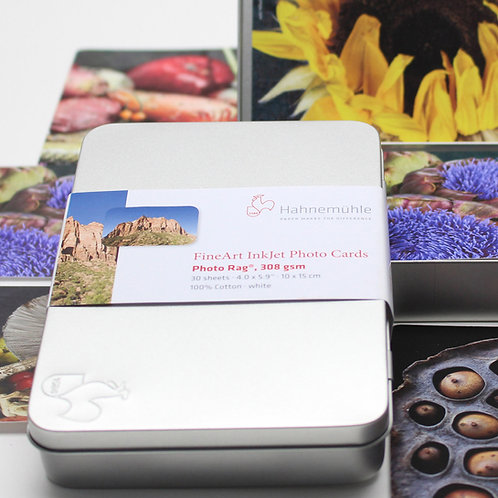 Fineart Inkjet Photo Cards