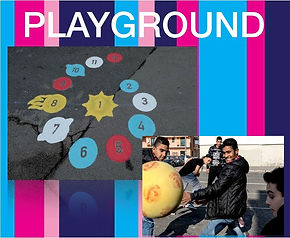 Laboratorio ludopedagogia Playground