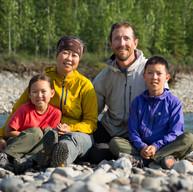 Tundra family portrait