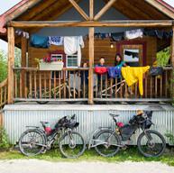 Dawson City laundry day
