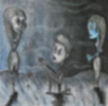 aurora's dream; lake arts project