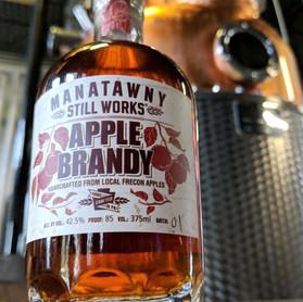 Manatawny - Apple Brandy