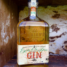 Manatawny - Tequila Rested Gin
