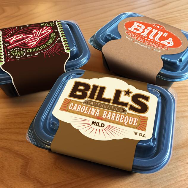 Bill's Carolina BBQ