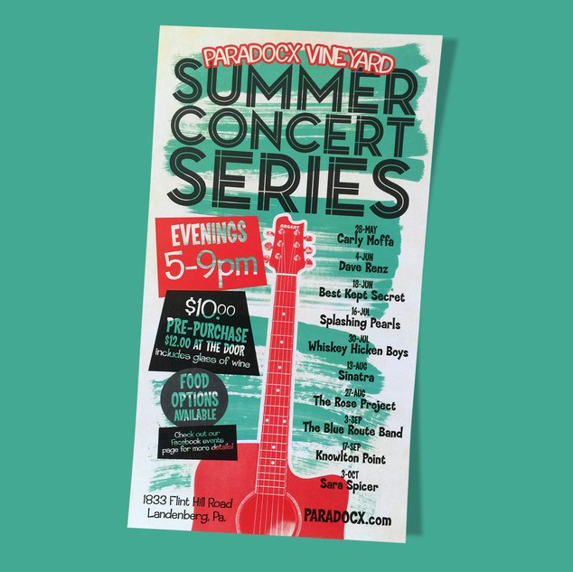 PDX Concert Series_Print Collateral_Post
