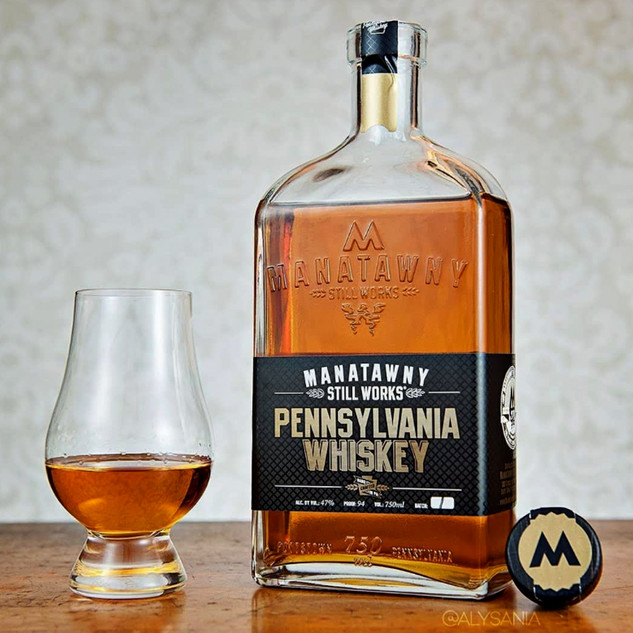 Manatawny - PA Whiskey