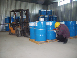 Preparations for loading operation