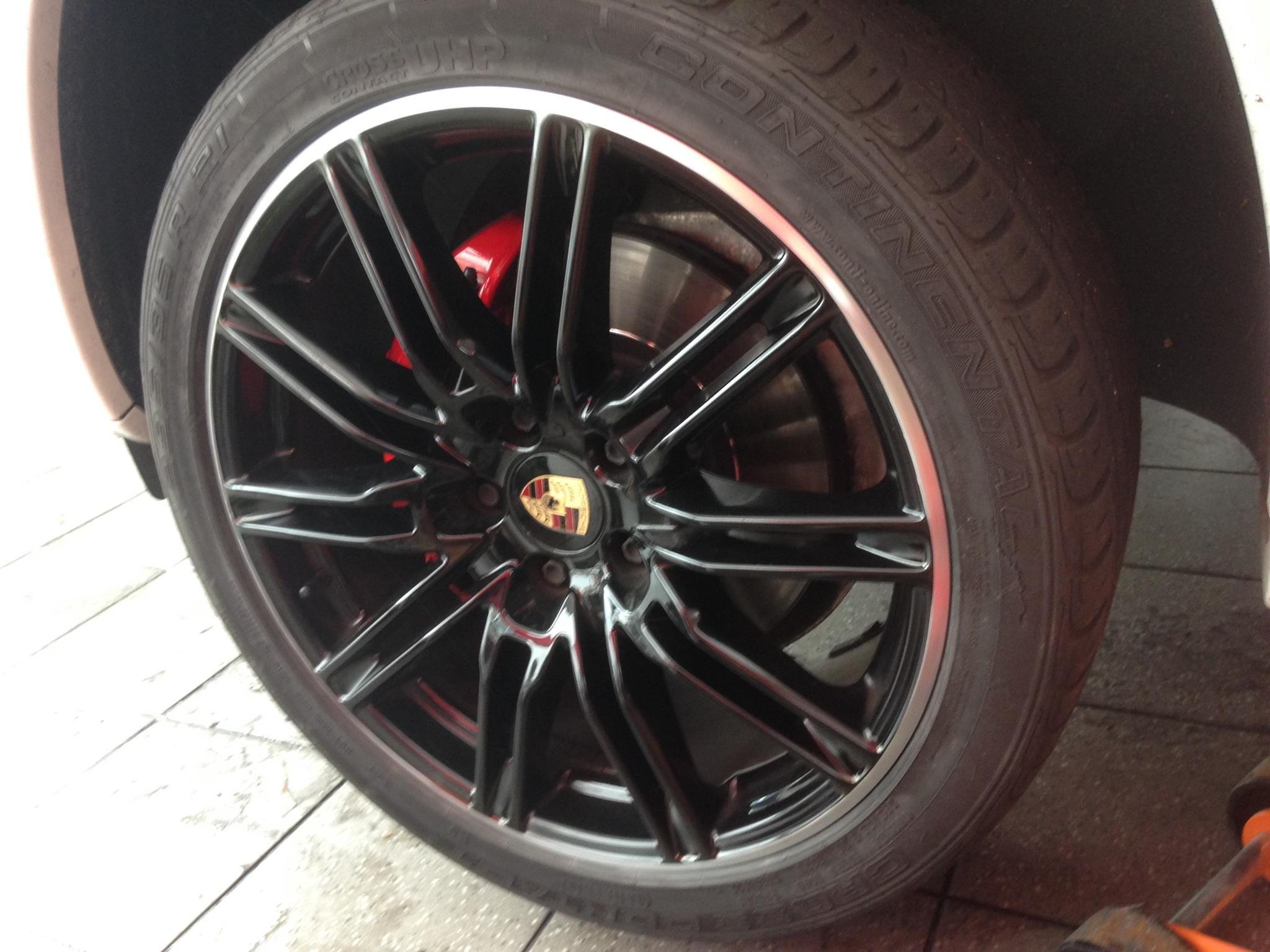Mobile Alloy Wheel Repairs 0490 040 409 Sydney Region