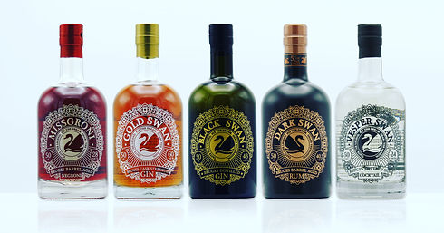 The Bruges Gin Society - gin rum cocktai