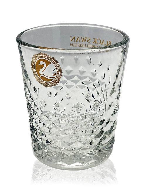 Tumbler glass Black Swan Gin