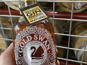 Gold Swan Gin opnieuw beschikbaar