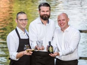 Gin hype voelbaar in Brugge: 3 dertigers richten The Bruges Gin Society op