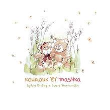 Pochette CD kourouk et Mashka