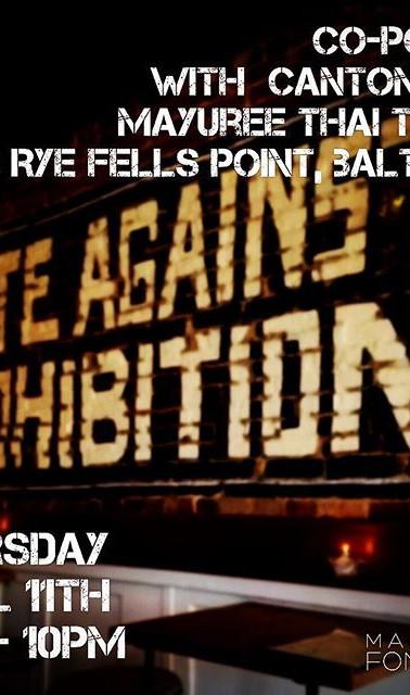 RYE @ FELLS POINT