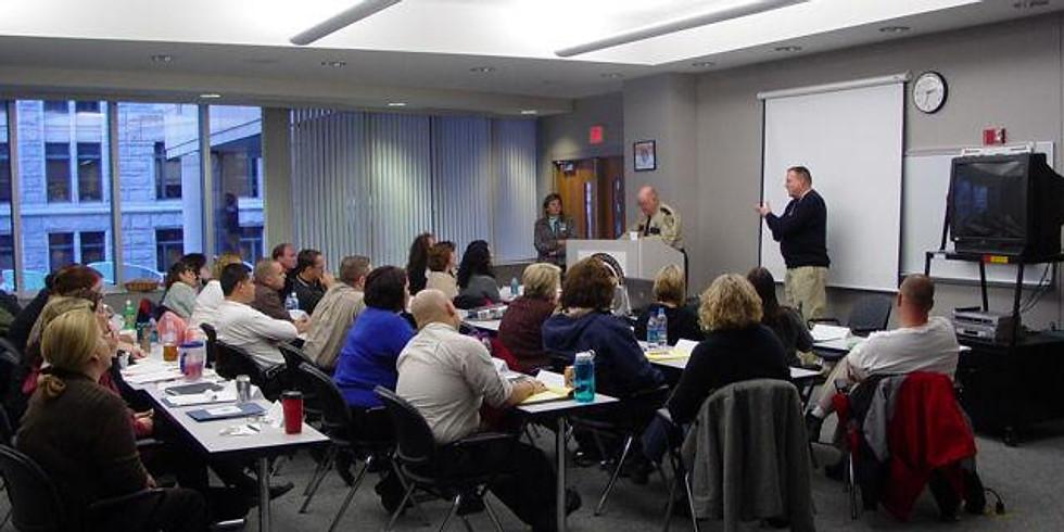 40 Hour Crisis Intervention Team (CIT) Training (3)
