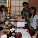 Lunch on Polling Day