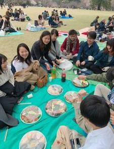 March Event 2019: Hanami
