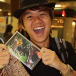 Birthday Celebration at Odaiba 2008