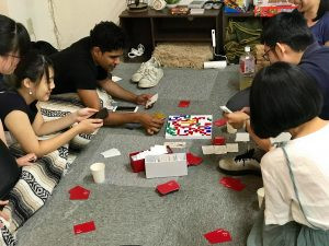 July Event 2019: Card Game Party [Don't Play Play!]